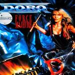 "DORO FORCE MAJEURE WARLOCK 12"" VINYL LP"