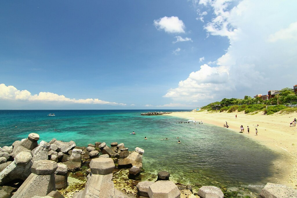 中澳沙灘 (3)