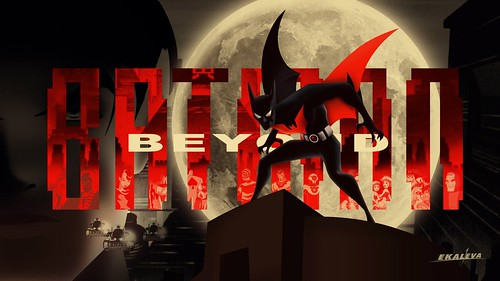 Batman Of The Future, Batman Beyond (1999-2001, 52odc) cover