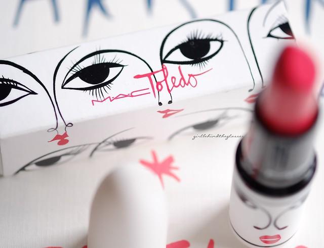 MAC Victoriana lipstick2