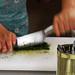 Cuchillo verde