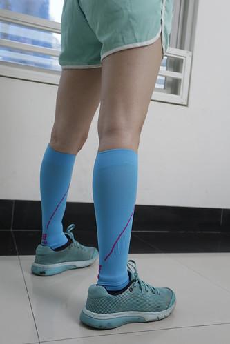 壓縮襪、壓縮腿套實測比較:路跑、消水腫推薦必選的一雙 (6)