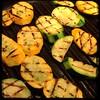 #Homemade #PastaAllaMariona #Zucchini #CucinaDelloZio - grill zucchini and set aside