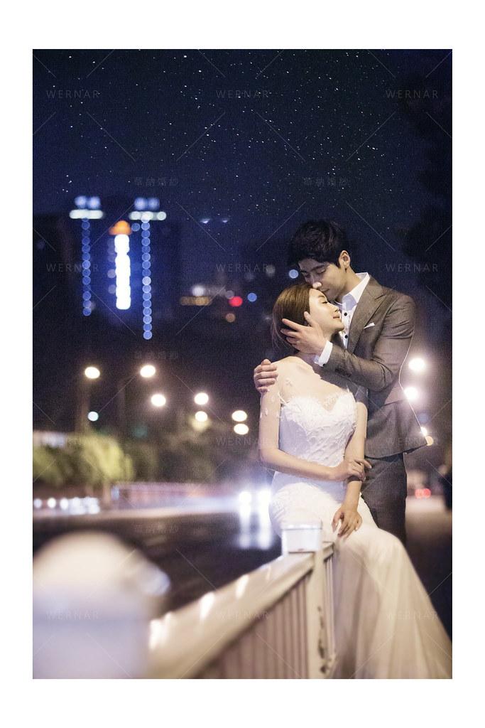 台中婚紗/婚紗攝影/韓風清新