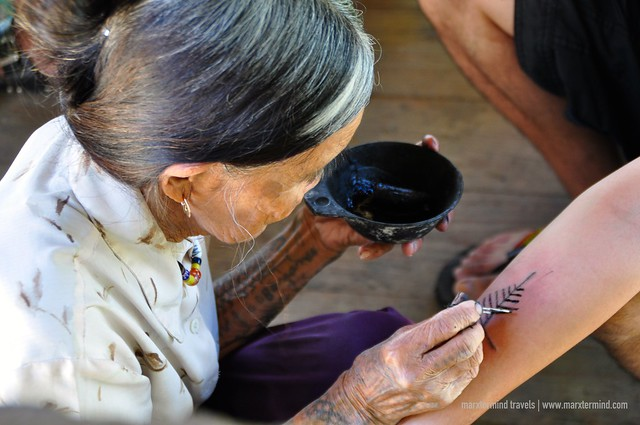 Whang-od, The Last Tattoo Artist of her Tribe