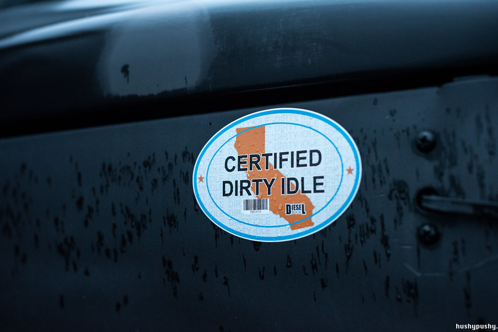 certified dirty idle