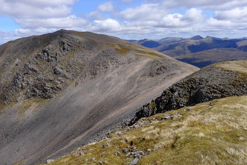 Summit of Fuar Tholl