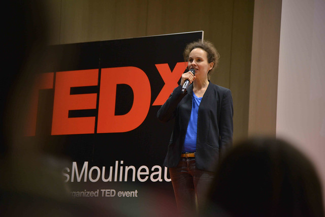 2016-11-23 - TEDxIssy-01 - Speakers (18h07m46) - Carole CUILLIER