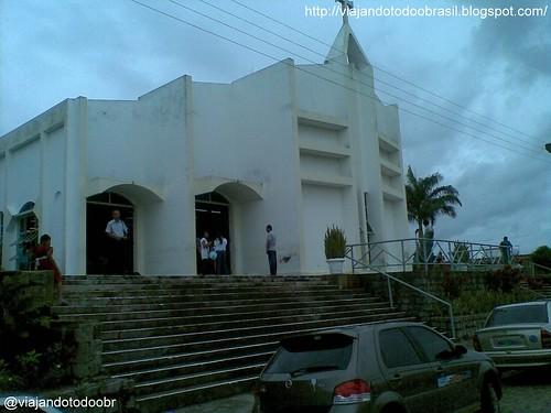 Boca da Mata - Igreja de Santa Rita