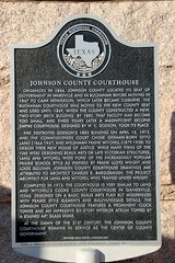 Johnson County Courthouse (Cleburne, Texas)