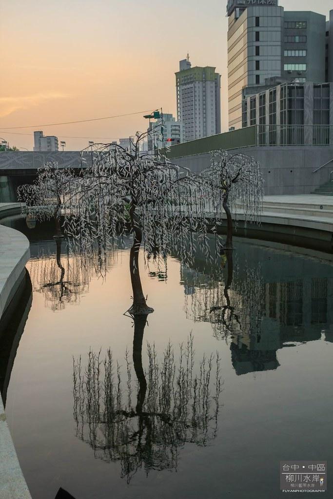 台中柳川水岸5