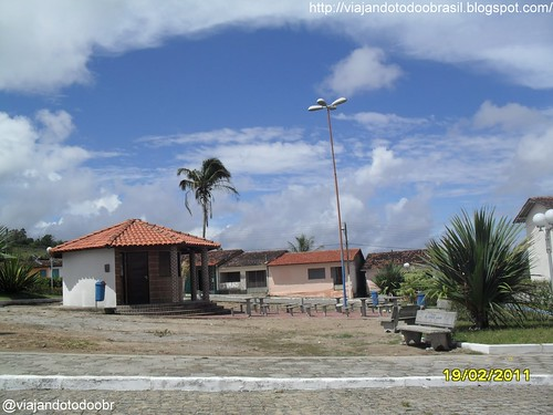 Mar Vermelho - Praça Deputado Herman Almeida