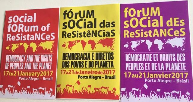 Evento faz parte do calendário preparatório para o Fórum Social Mundial - Créditos: Divulgação