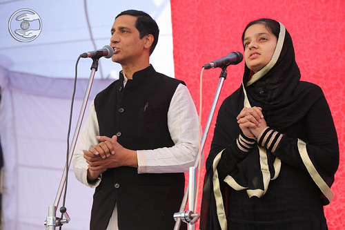 Devotional song by Ajay Bejor and Saathi from Tarauri, Haryana