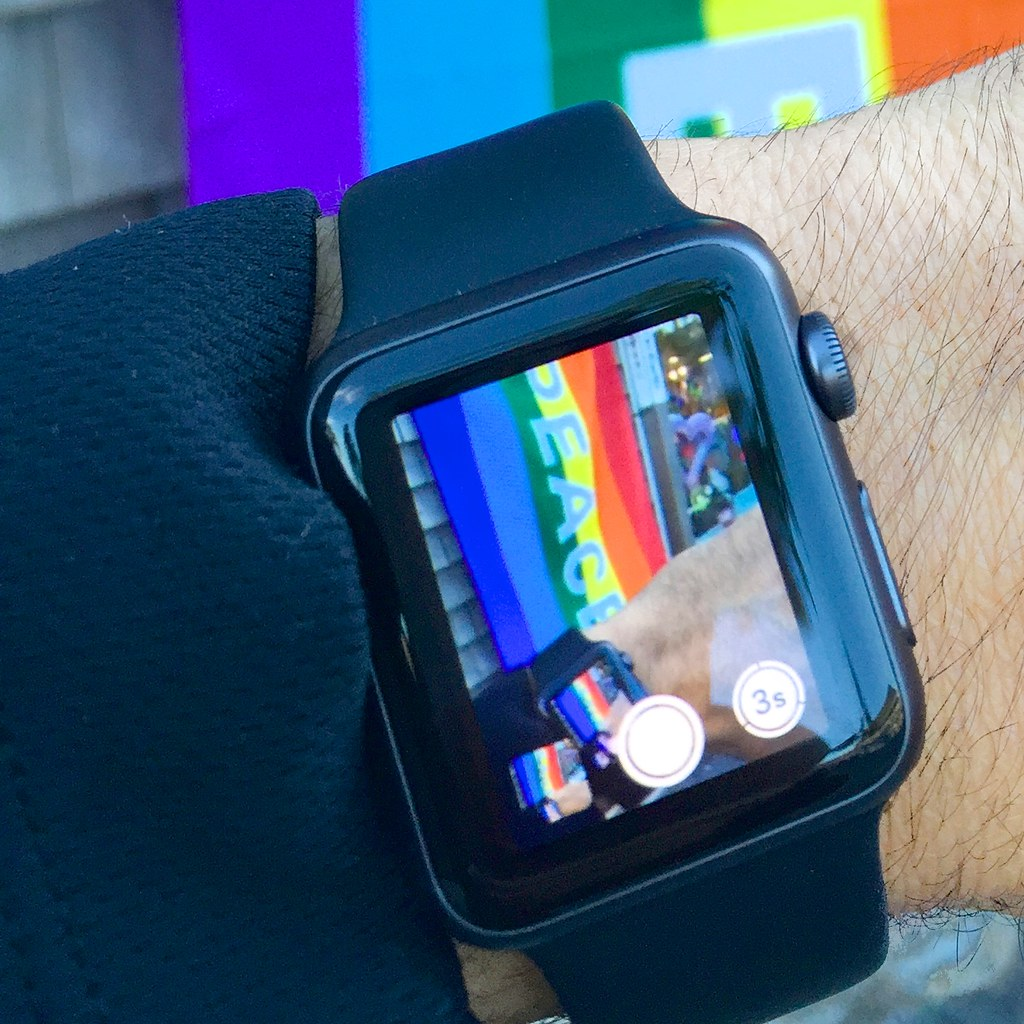 Apple Watch Pride 56207