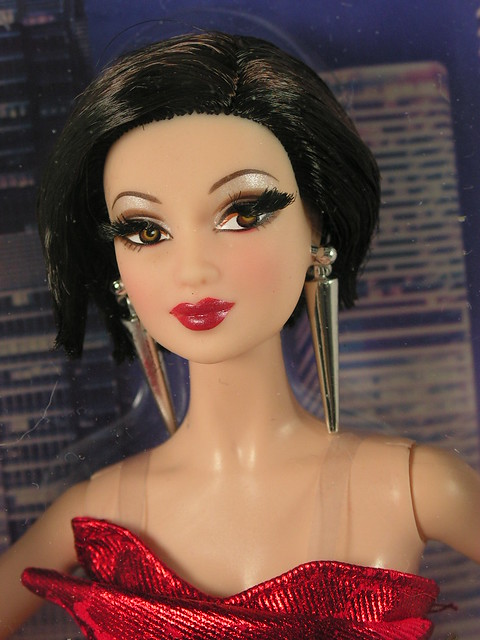 2014 The Barbie Look City Shine CJF51