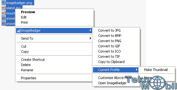 Right Click Image Converter v2.2.4 Full