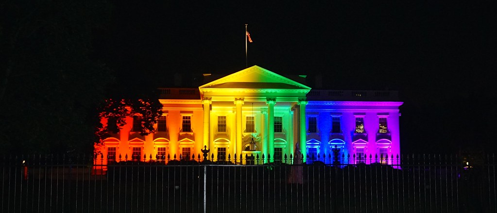 Celebrating a new America #lovewins 58190