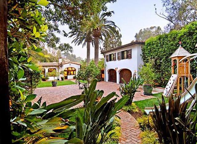 Дом Джейсона Стейтема в Лос-Анджелесе