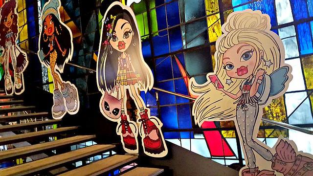 Bratz characters, new Bratz dolls range
