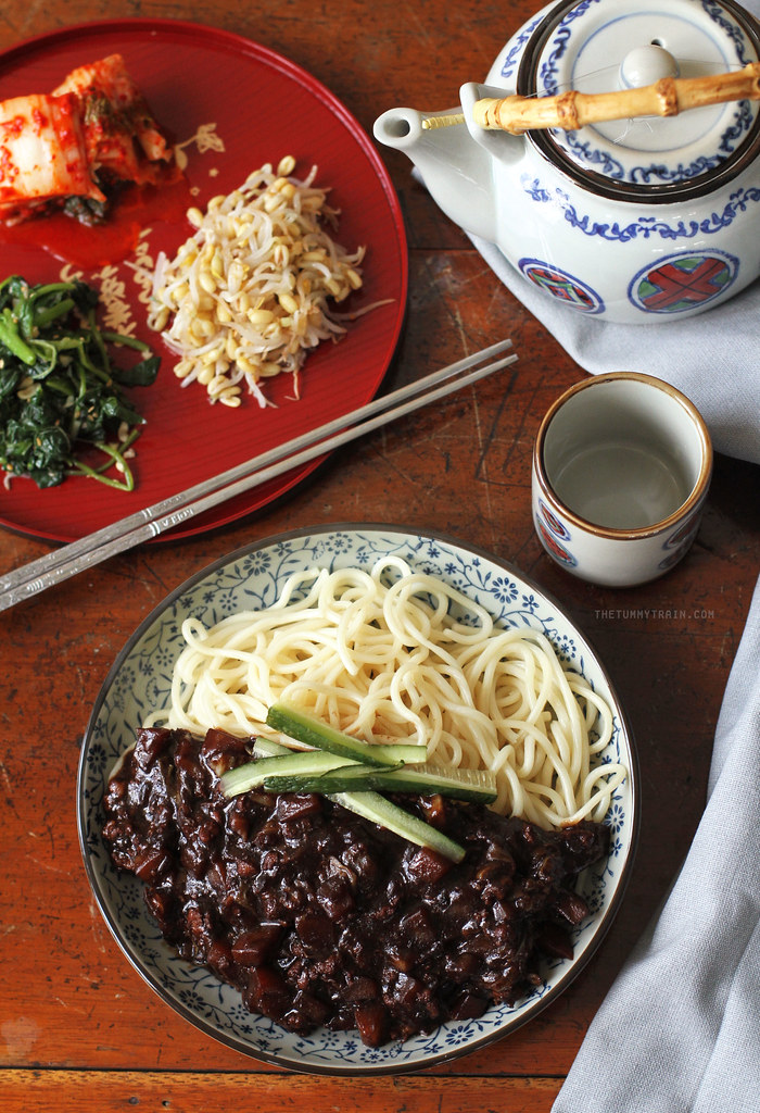 19779334881 3356ac31da b - Two ways to go crazy for Jjajangmyeon 짜장면
