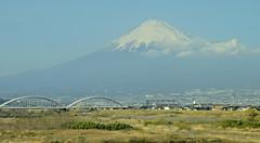 Mount Fuji  富士山