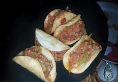 Kıymalı Taco kafe pi asmalımescit
