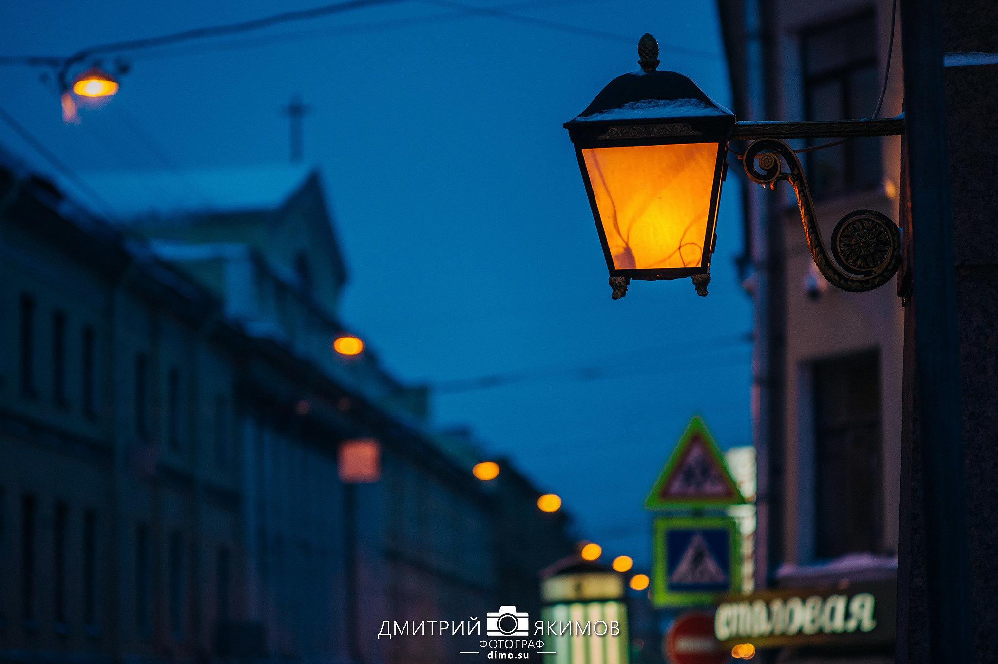 Петербург. Белые ночи