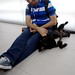 Ken, the Dog Whisperer by cogdogblog