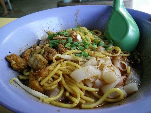 Prawn and Pork Noodle