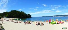 Día de playa en Mogor