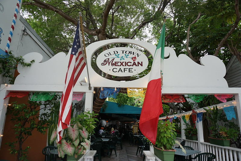 The Mexican Cafe Key West