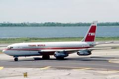 N86741 Boeing 707-131B TWA Trans World Airlines