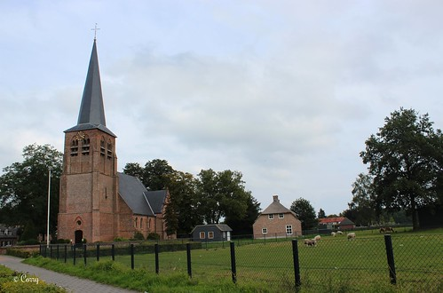 Middelbeers: Old St. Willibrord Church (15th century)