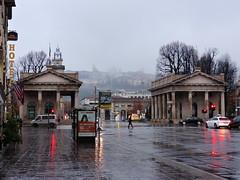 Bergamo, Porta Nuova (Barriera delle Grazie)