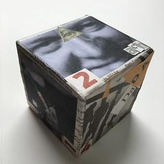 Kurt Schwitters Cube 1