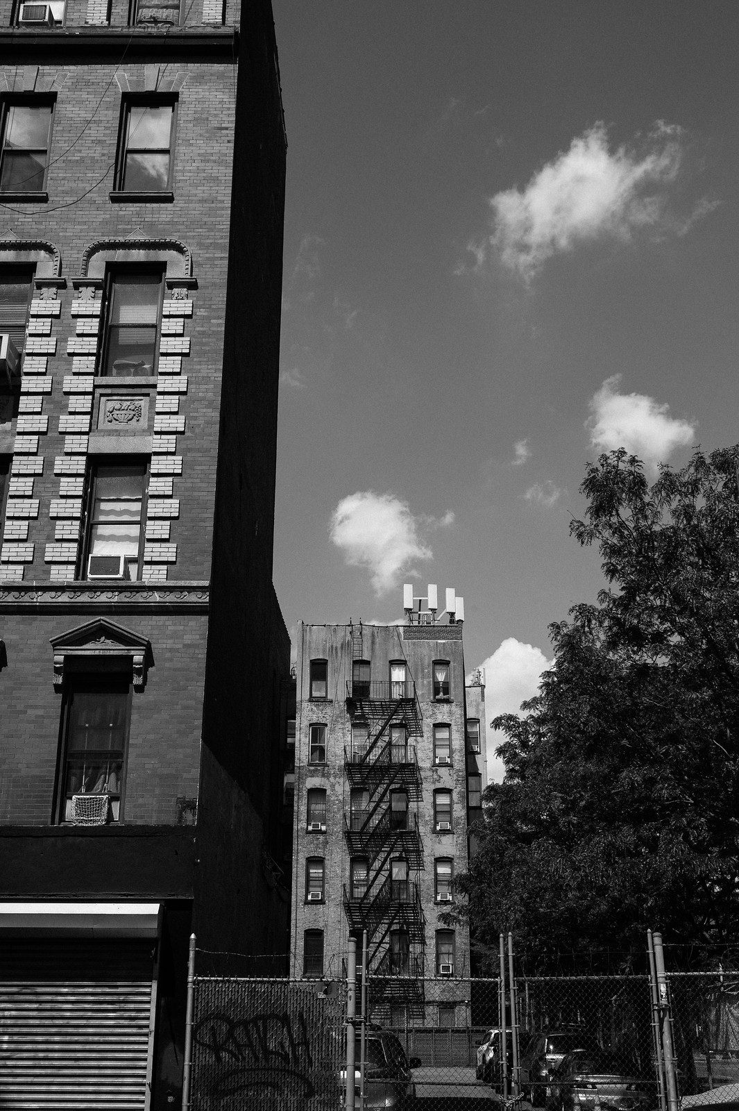 "Image titled ""Fire Escapes #7, NYC."""