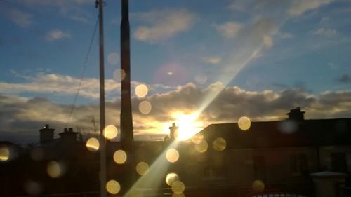 sunrise claddagh ireland fun cameraphone lumia1020