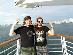an epic cruise...now survivor...see ya next year!