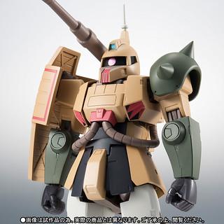 ROBOT魂〈SIDE MS〉MS-06K 薩克加農型 ver. A.N.I.M.E.