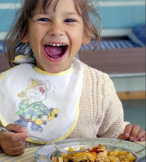 Aldeas Infantiles SOS, imagen niña