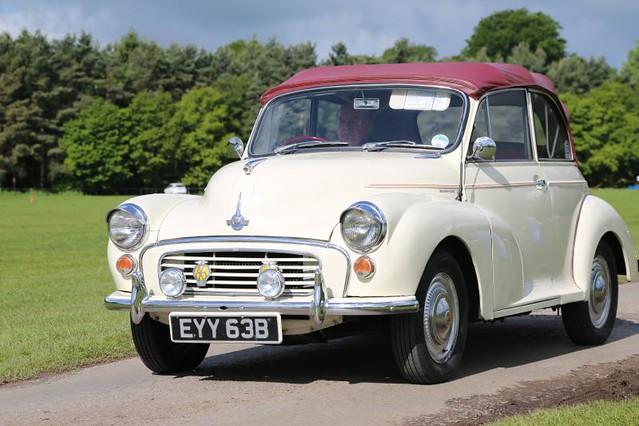 Morris Minor Convertible - 1964