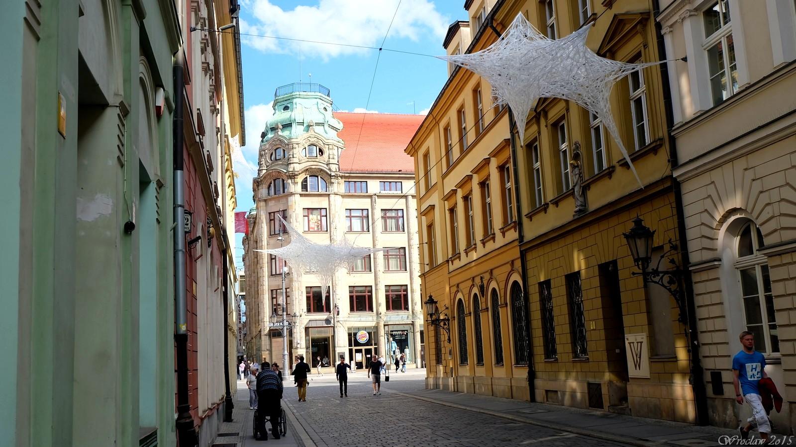 Sukennice, Wroclaw, Poland