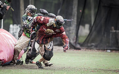 shooting, sports, recreation, outdoor recreation, team sport, games, paintball, athlete,