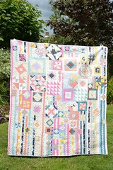 Gypsy Wife Finished Quilt