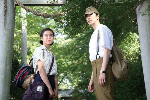 映画『この国の空』より ©2015「この国の空」製作委員会