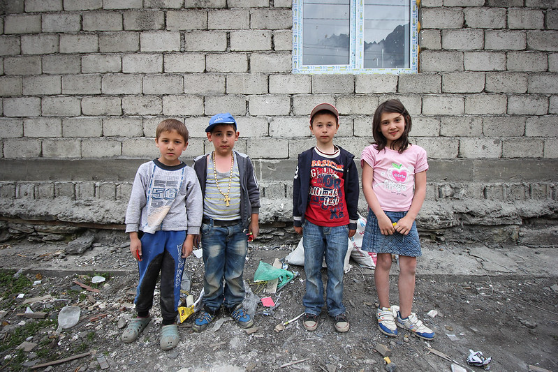 Children of Kazbegi