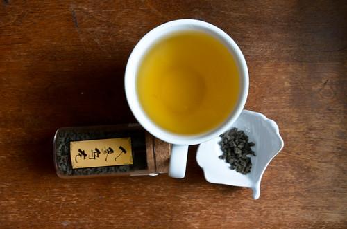 Ginseng Oolong from China