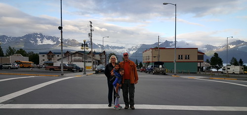 The Richards + Fred in Seward