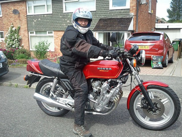 Ride out went well  19465473545_8f94225e06_z
